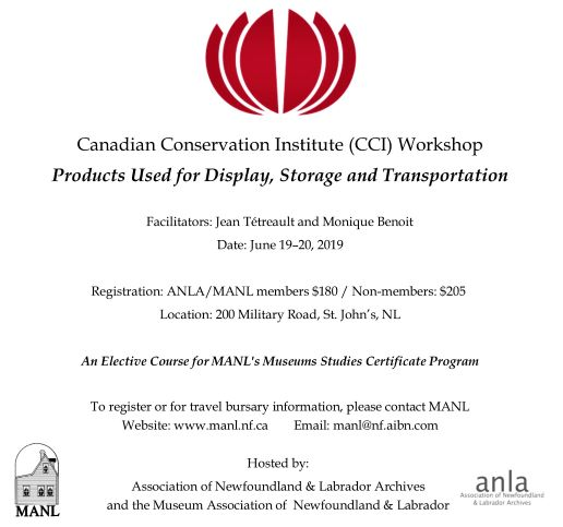 CCI Workshop 2019
