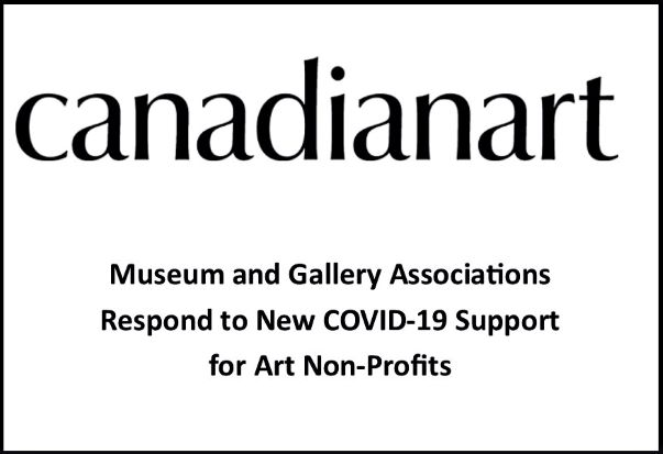 COVID CanadianArt Magazine 1.1