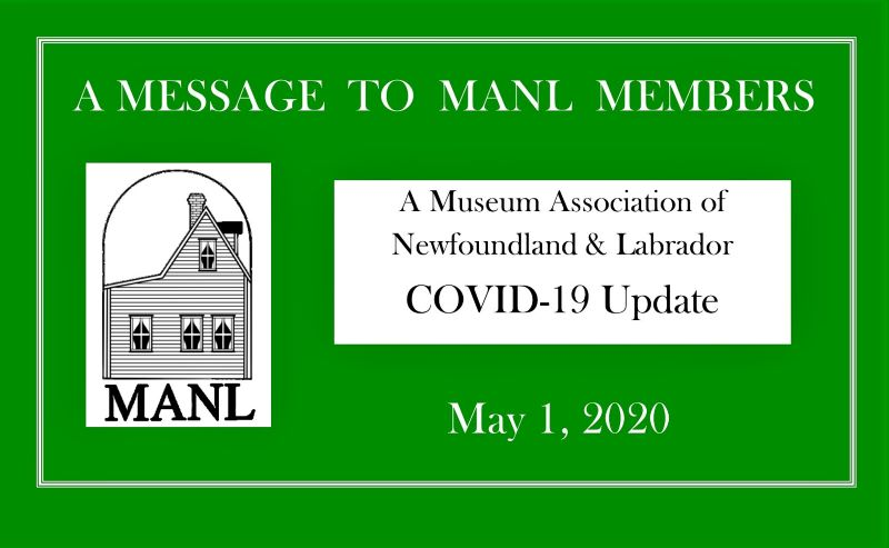 MESSAGE TO OUR MEMBERS May 1 a